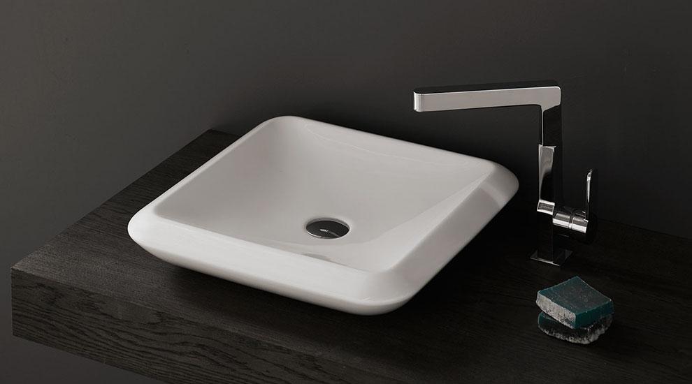 porcelanski nadgradni lavabo za kupatilo