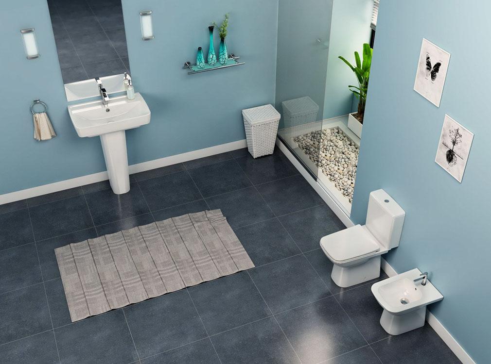 monoblok wc šolja