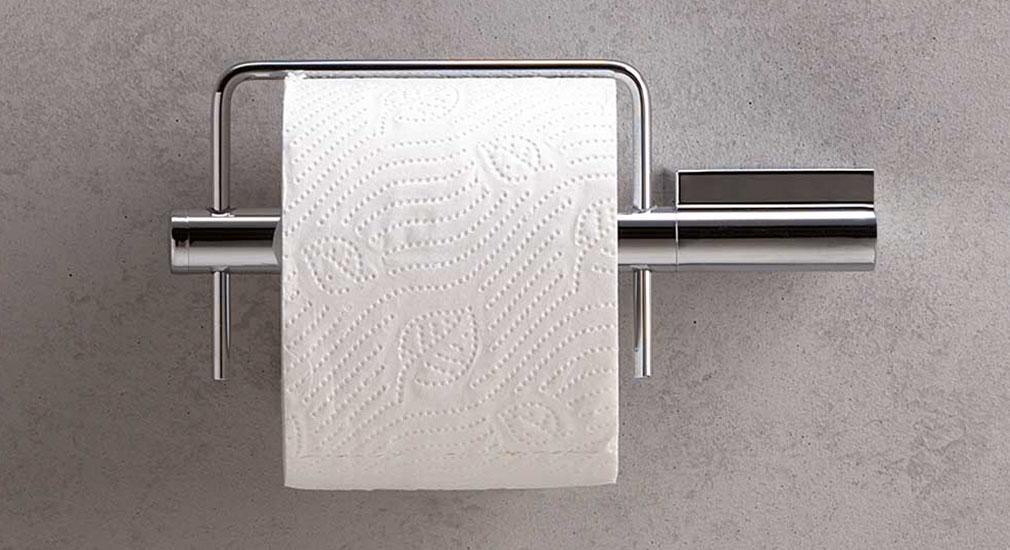 Kludi galanterija za kupatilo, držač toalet papira