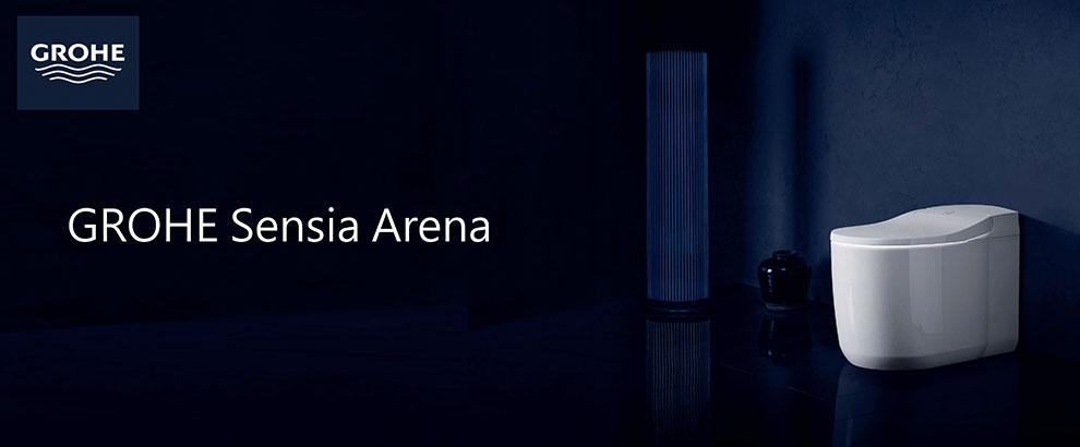 Grohe Sensia Arena WC Solja