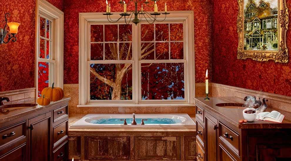 Diplon kupatilo jesen