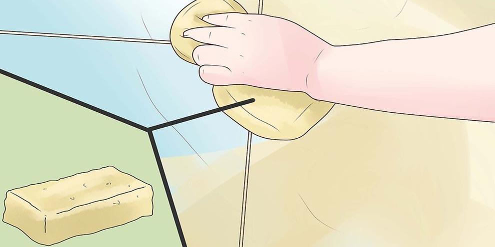 kako postaviti podne pločice - održavanje