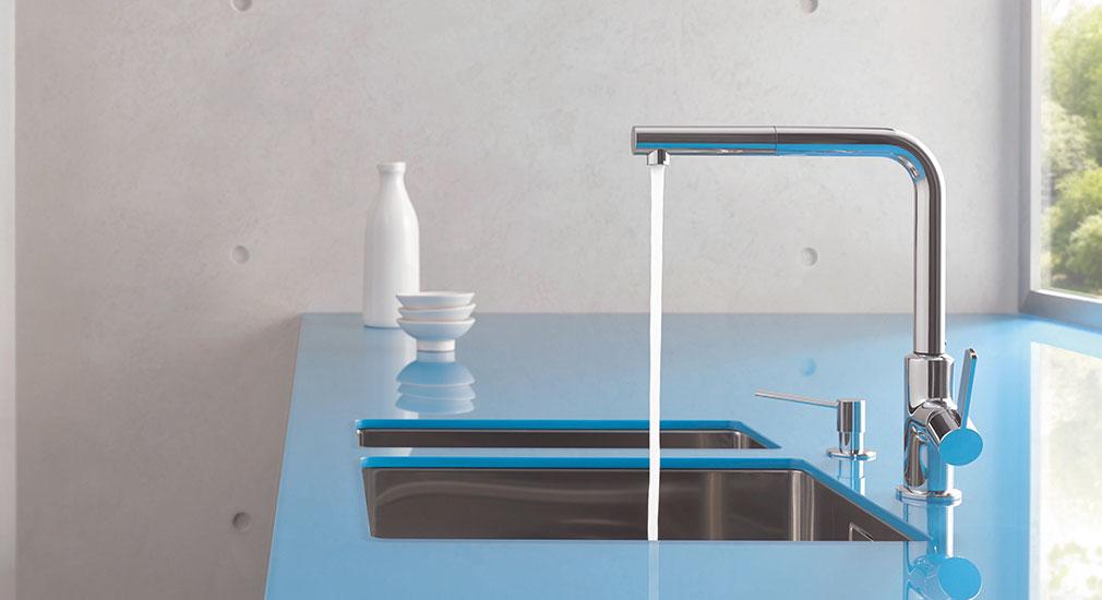 Kludi baterija za sudoperu