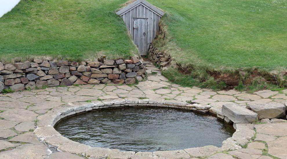 Srednji vek - kupatilo