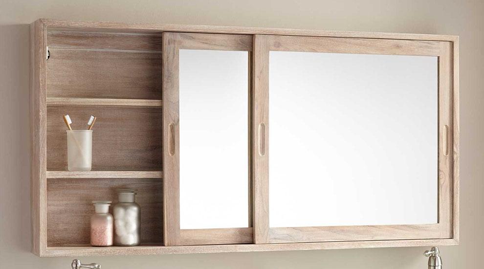 ogledalo sa ormaricem za kupatilo