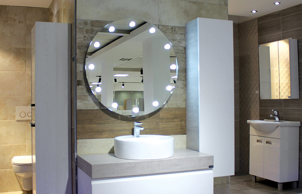 ogledalo sa svetlom
