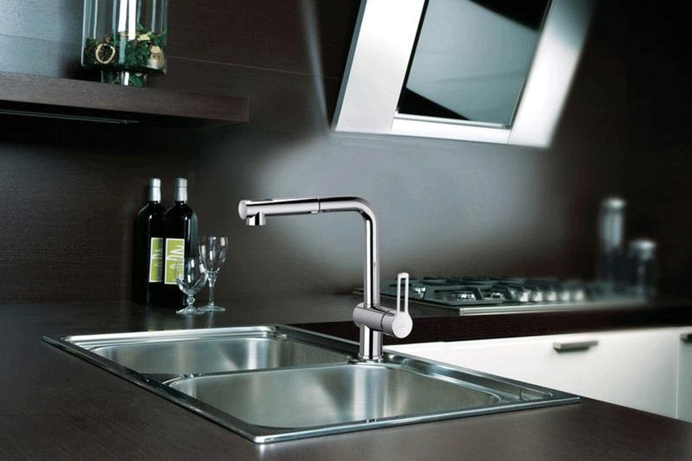 česma za sudoperu