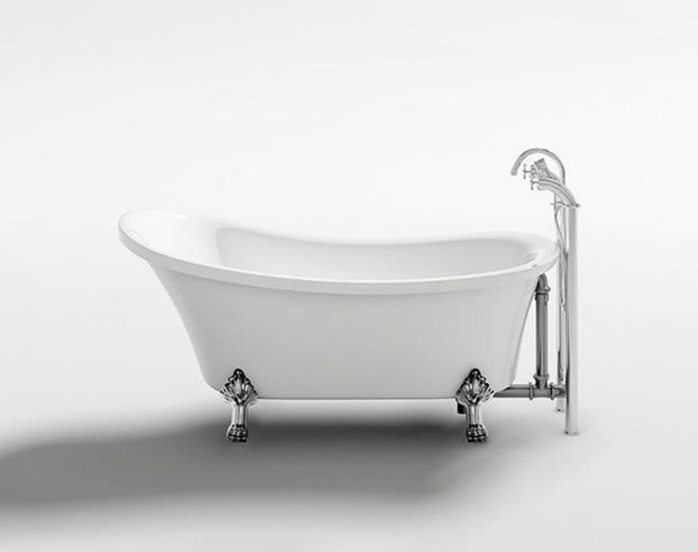 samostojeca kada za kupatilo klara