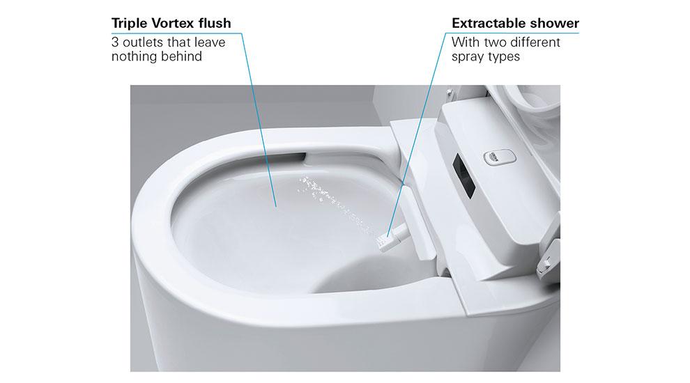 Smart WC Solja