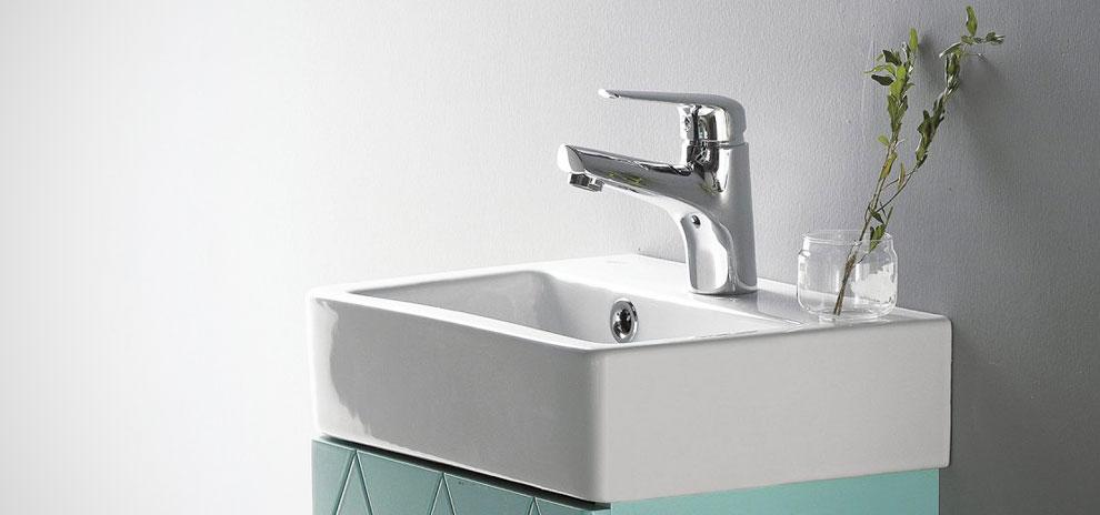 Nadgradni lavabo Turkuaz