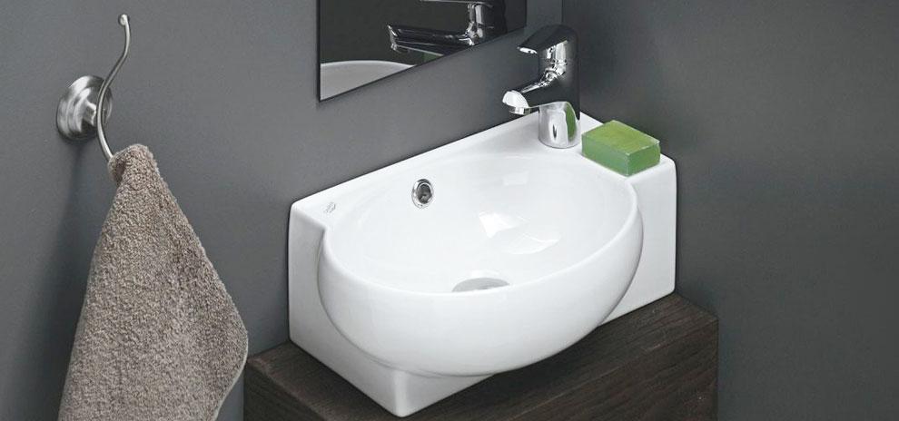 Nadgradni lavabo mini
