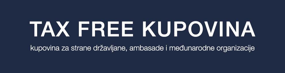 Tax Free Kupovina