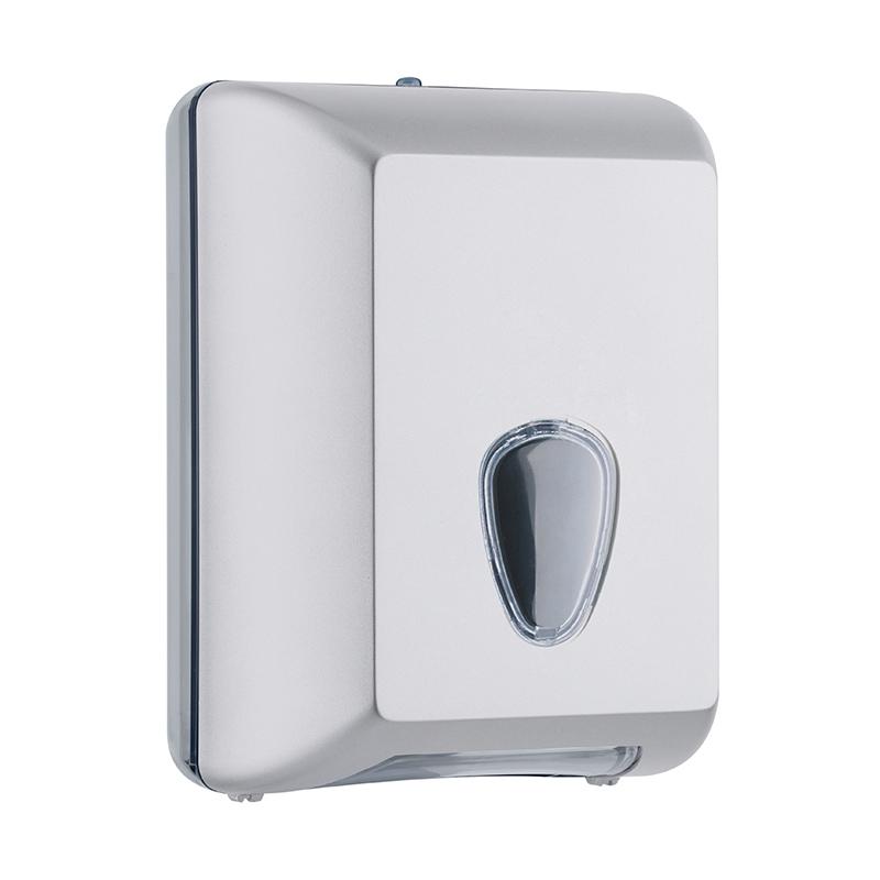 Držač za toalet papir u listićima satinirani