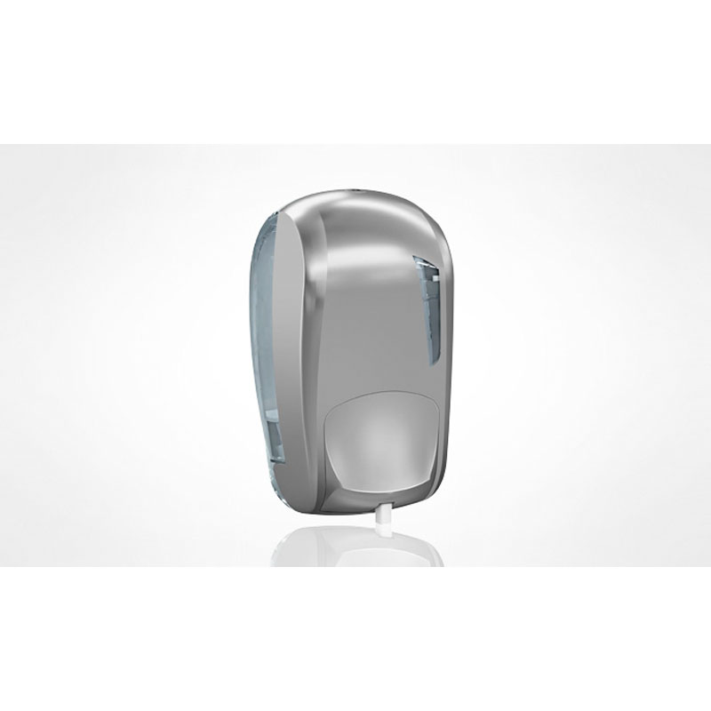Dozator za tečni sapun u peni 0.55l titanium