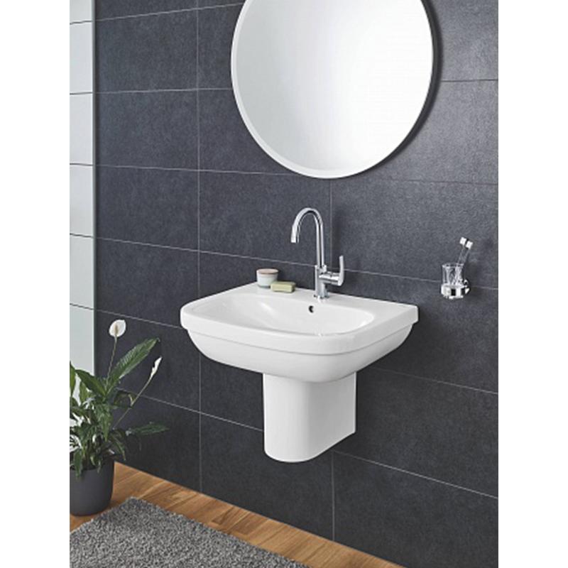 Euroceramic polustub za lavabo