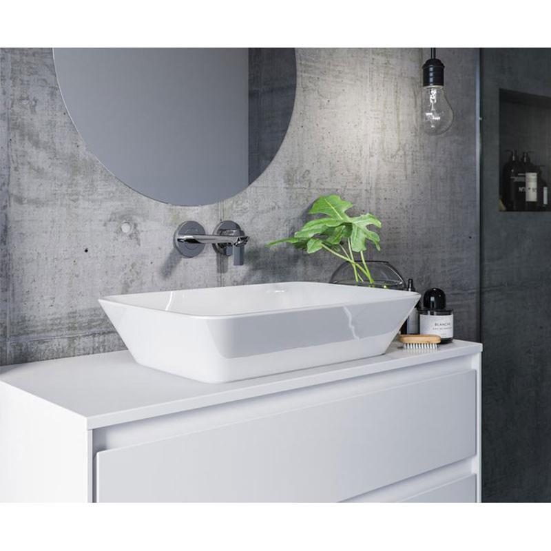 Connect Air Curve lavabo 60x40cm nadgradni