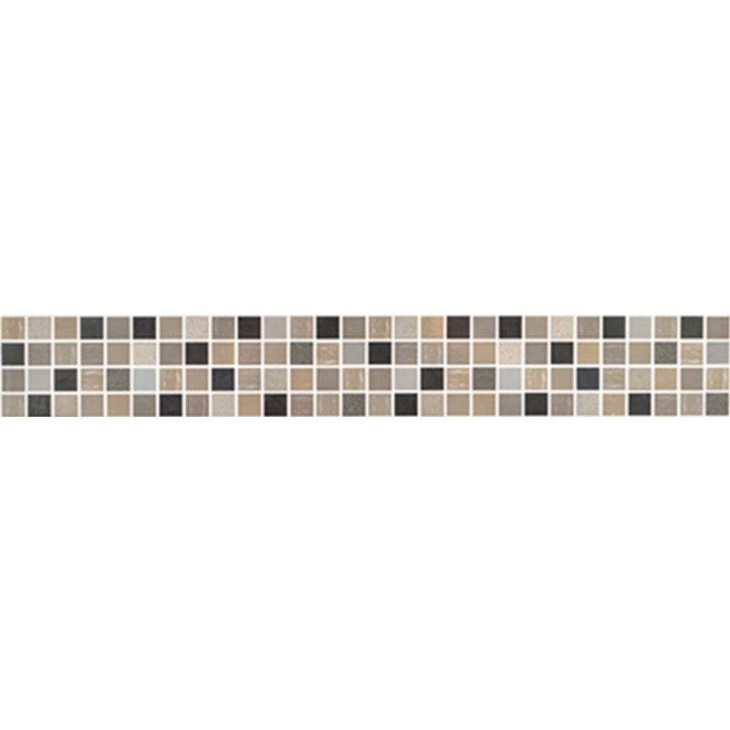 Mosaico Allegra Grigio listela 7x25cm