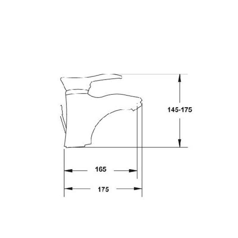 Baterija za lavabo ST0322