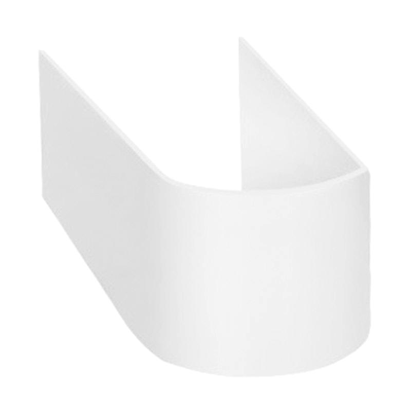 Mod maska za šolju/bide bela