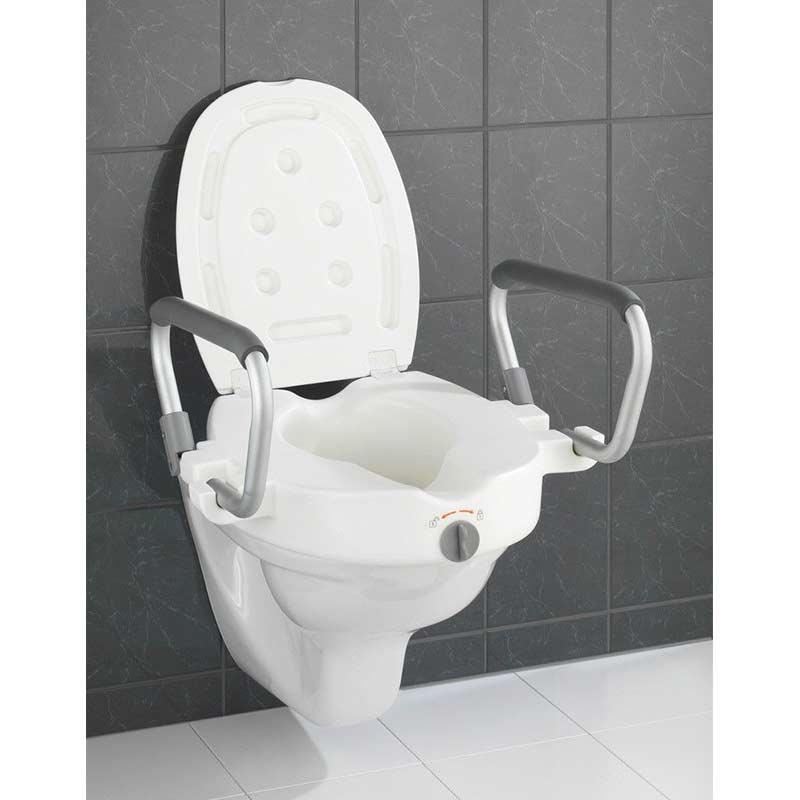 Secura Izdignuta WC Daska Sa Naslonima
