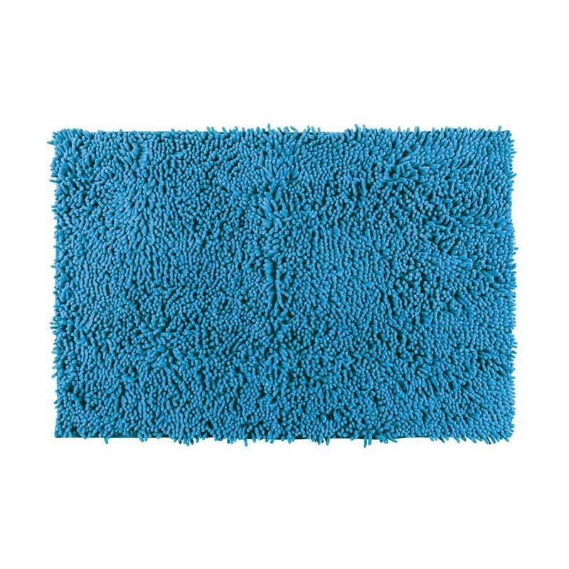 Chenille prostirka Ocean Blue 50x80cm