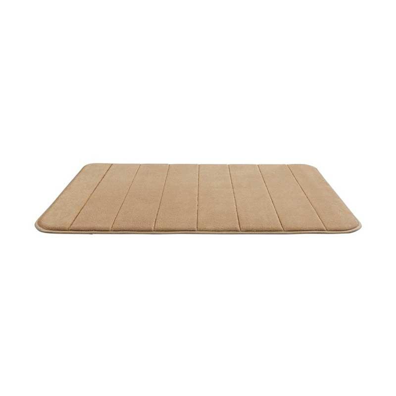 Stripes Prostirka Od Memorijske Pene Sand  50x80cm