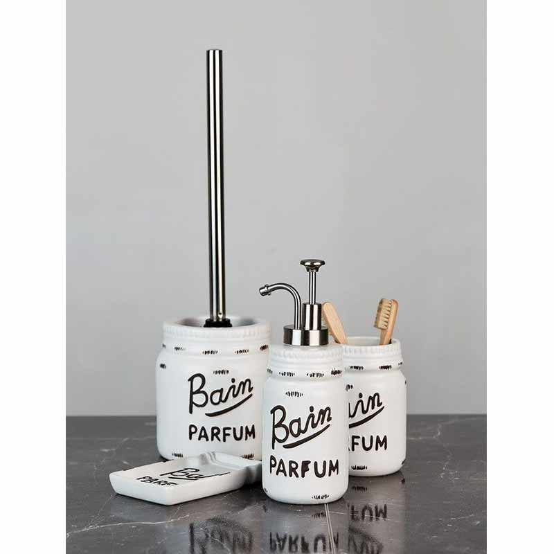 Lavars keramička WC četka Creme