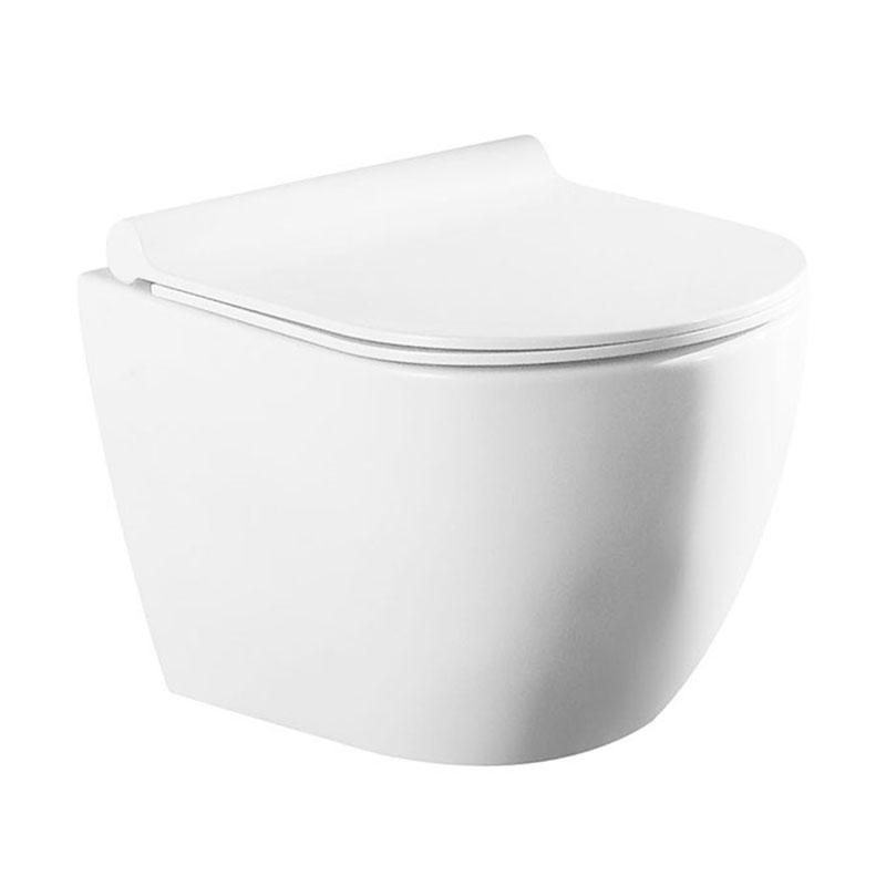 Lil konzolna porcelanska WC šolja short