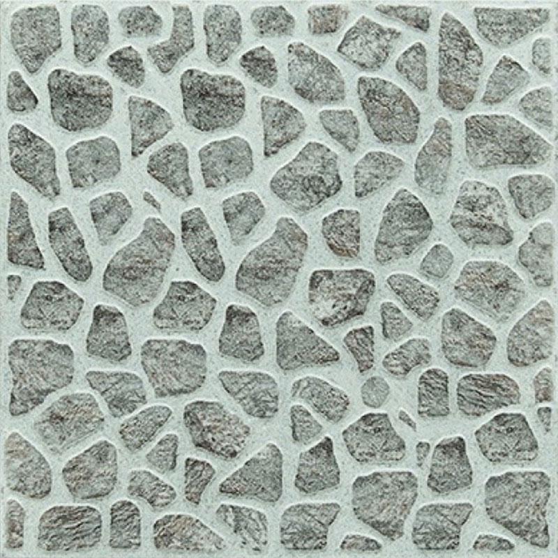Pebbles Grey Rustic 33x33cm