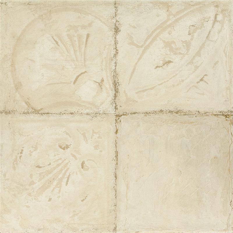 Umbria Bianco Formella 45x45cm