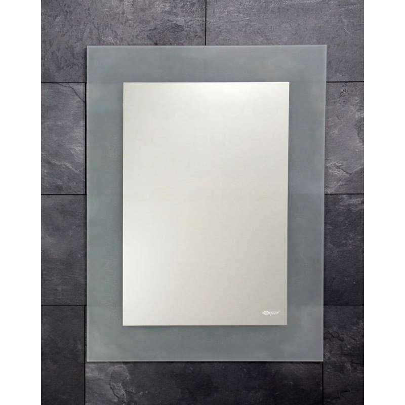 Ogledalo sa peskiranim okvirom 60x80cm