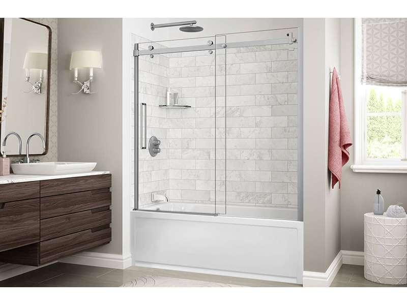 Paravan za kadu kao savršeno rešenje za moderno kupatilo