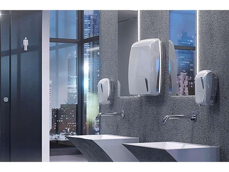 Galanterija za javne toalete – praktični dodaci za svaki toalet