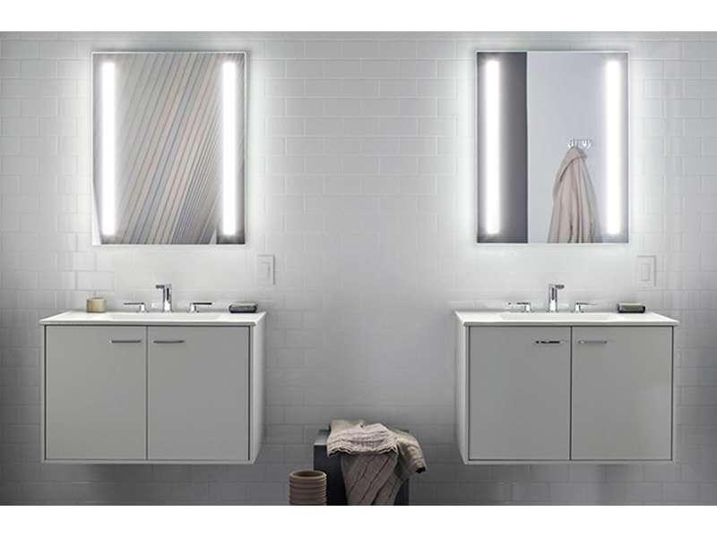 Kako izabrati savršeno ogledalo za kupatilo