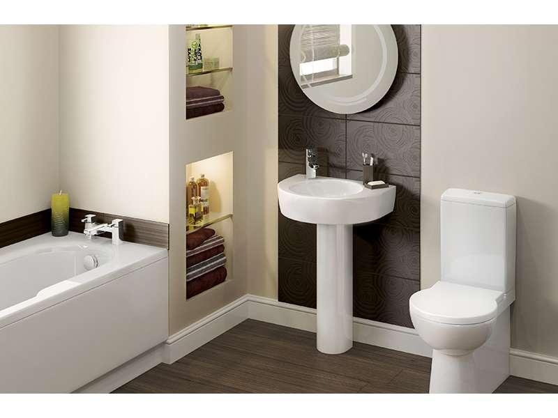 Praktične ideje za uređenje malog kupatila