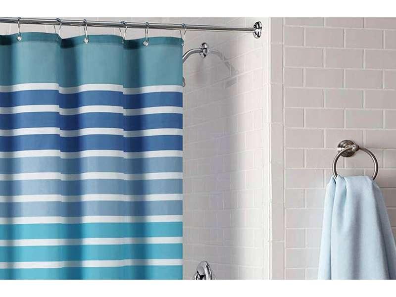 Zavese za tuš ili kadu, efektna dekoracija za kupatilo