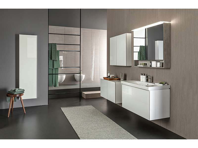 Kupatilski nameštaj za atraktivno kupatilo
