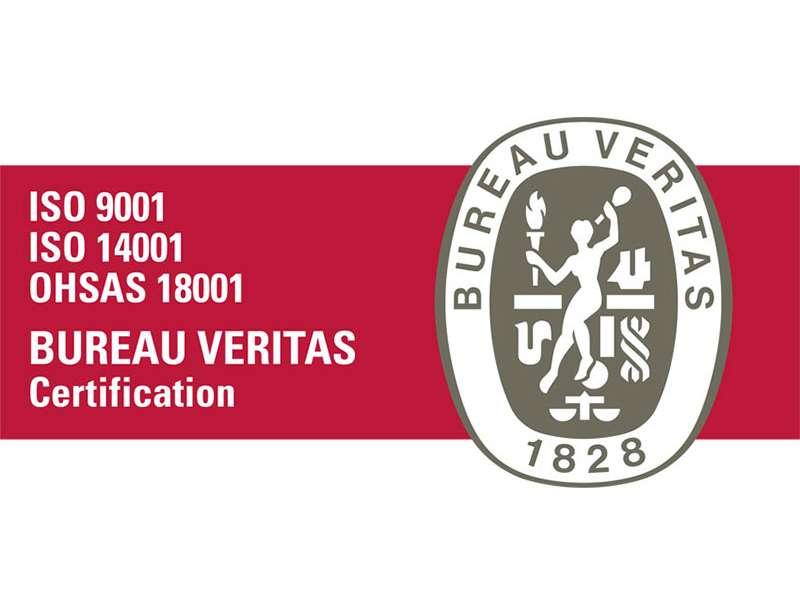 Uspešnost poslovanja potvrđena ISO standardima