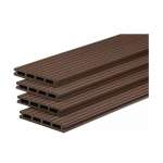 WPC decking daska 290x14 Chocolate