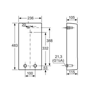 Protočni bojler Bosch TR4000 18EB