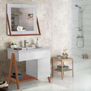 Galata ormarić sa umivaonikom i ogledalom 80cm