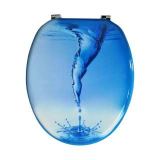 WC daska sa printom Water