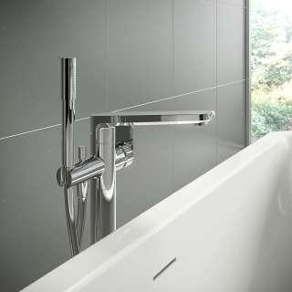 Tonic II podna samostojeća baterija za kadu