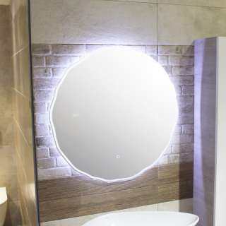 Okruglo ogledalo sa LED svetlom J1570