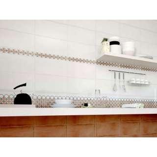 Maiolica Bianco 50x25cm