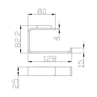 Držač toalet papira SE30271