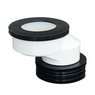 Odvodna veza za WC šolju ekscentar 50mm