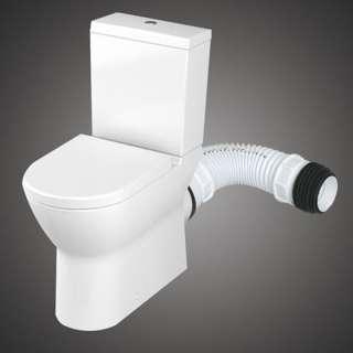 Odvodna veza za baltik WC šolju