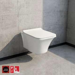 Ibiza konzolna WC šolja Rimless