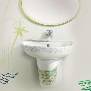 Bella dečiji lavabo 45x35 cm sa aplikacijom 3100U